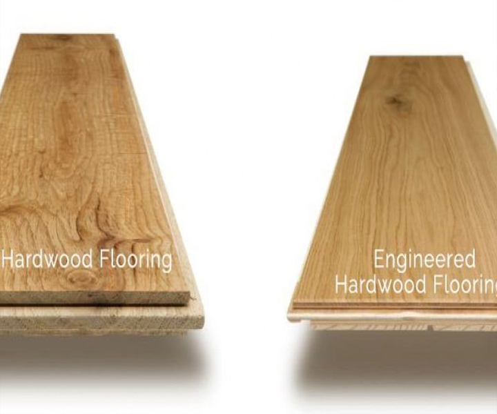 ENGINEERED VS. SOLID HARDWOOD FLOORS